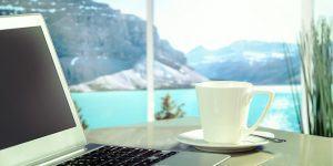 5 najboljših evropskih destinacij za digitalne nomade