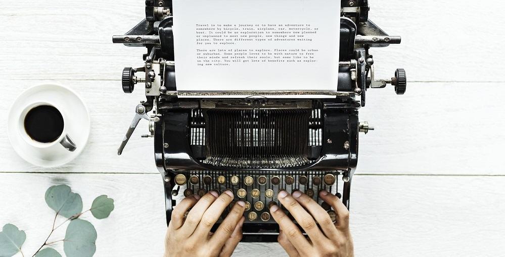 Kako naj bo besedilo strukturirano? (Vir: Pixabay)