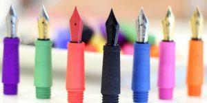 Slovenski projekt na Kickstarterju: Storyteller Fountain pen