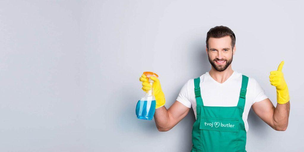 Tvoj Butler je specializiran za čiščenje airbnb stanovanj (Vir: tvojbutler.si)