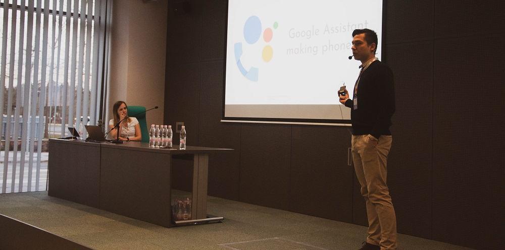 Marko Penko je predstavil spletno analitiko (Foto: Kristina Simčič)