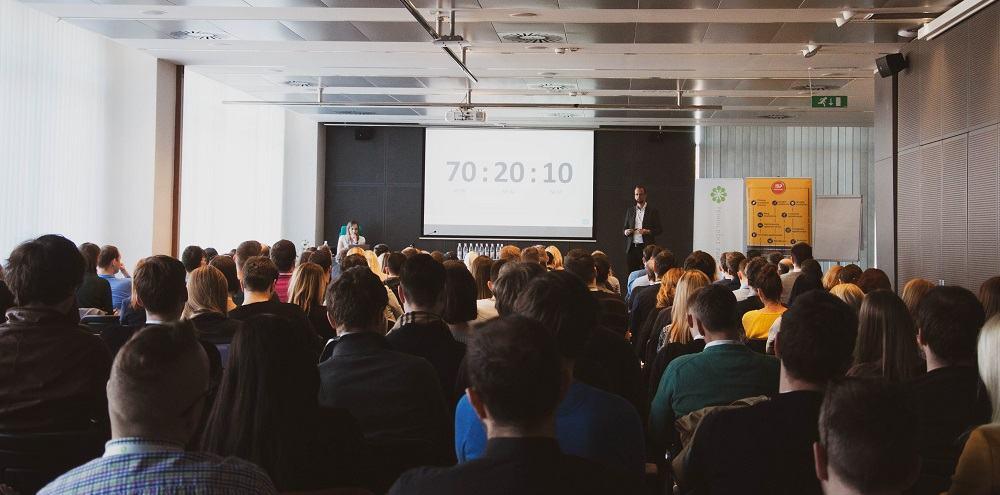 Dogodek Trendi digitalnega marketinga (Foto: Kristina Simčič)