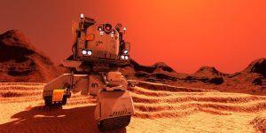 Ljubljanski dijaki izdelujejo repliko roverja za na Mars