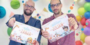 Personalizirane knjige za otroke, ki so osvojile tudi ameriški trg