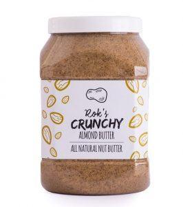 Mandljevo maslo (Vir: Rocksnutbutter.com)