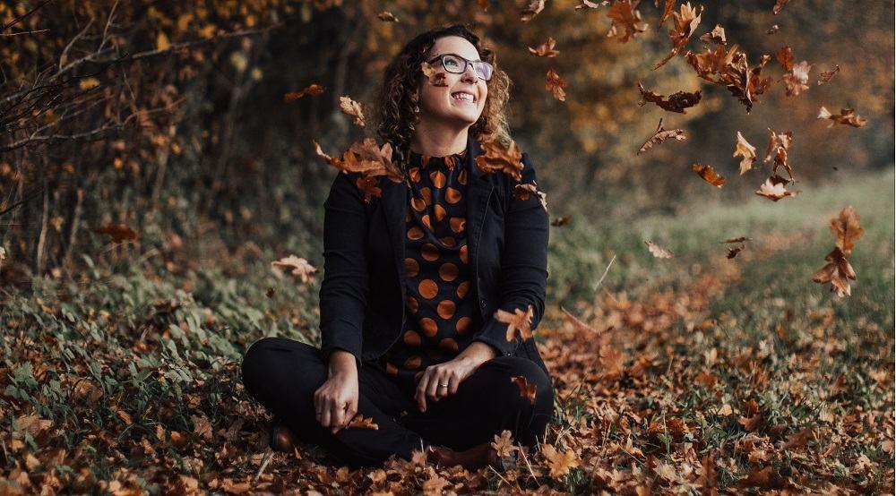 Brigita Oblak, ustanoviteljica podjetja Forrest of life (Vir: osebni arhiv)