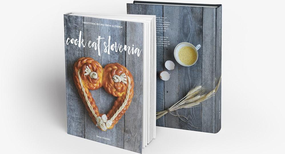 Knjiga Cook Eat Slovenia (Vir: osebni arhiv)