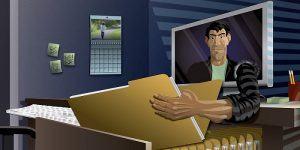 Informacijska varnostna politika naj bo sestavni del vsake spletne trgovine