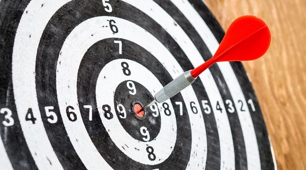 Moč namena: usmerjenost k cilju (Vir: Pixabay)