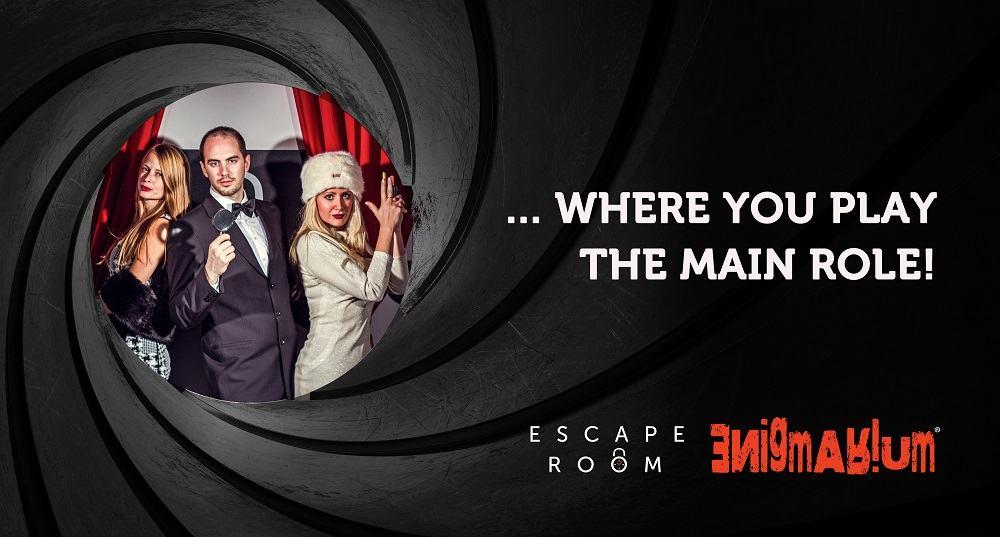 Escape room Enigmarium (Vir: Enigmarium)