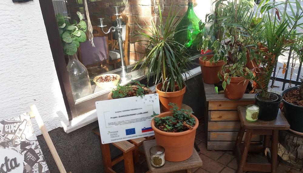 Projekt Oskrbimo Ljubljano (Vir: osebni arhiv)