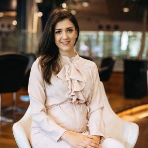 Eva Birsa, soustanoviteljica podjetja Evitas (Vir: osebni arhiv)