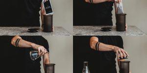 Slovensko podjetje GOAT STORY predstavilo nov produkt Cold Brew Kit