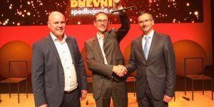 Priznanje zlata gazela 2019 prejelo podjetje Virs