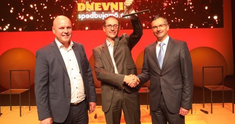 Priznanje zlata gazela 2019 prejelo lendavsko podjetje Virs (Vir: Dnevnik)