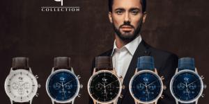 Projekt na Adrifundu: GT collection moških ur in nakita
