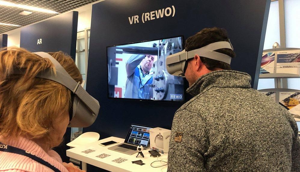Produkt REWO omogoča hitrejši prenos znanja v industrijskih podjetjih (Vir: VIAR)