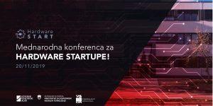 HardwareSTART – mednarodna konferenca – 2019