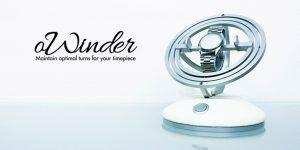 Slovenski projekt na Kickstarterju: oWinder