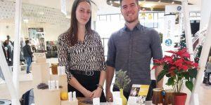 Beesmetic – startup, ki se ukvarja z izdelavo medene kozmetike
