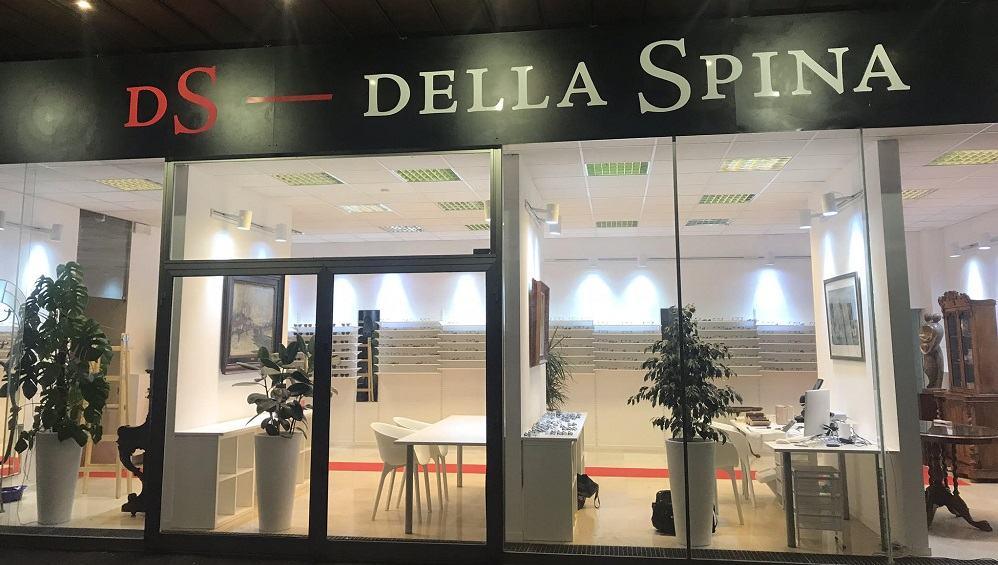 Della Spina - odprtje fizične optike v centru Ljubljane (Vir: Della Spina)
