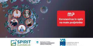 Webinar: Koronavirus in vpliv na male podjetnike