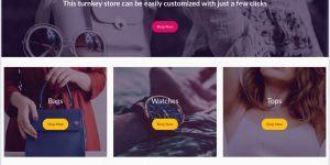 WooCart ponuja brezplačno izdelavo spletne trgovine za mala podjetja