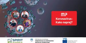 SIO webinar: Koronavirus: Kako naprej?